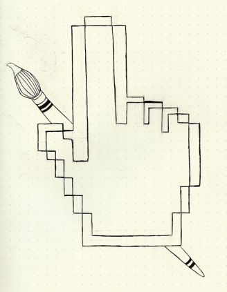 sketchrough